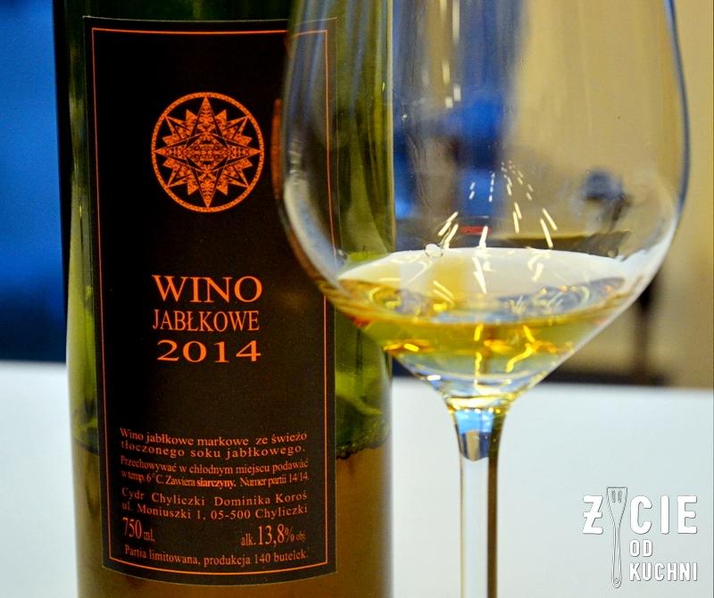 wino jablkowe 2014, cydr chyliczki, dominika koros, darek koros, najlepsze polskie wina, wino jablkowe, wino owocowe, terra madre slow food festiwal, blog, zycie od kuchni