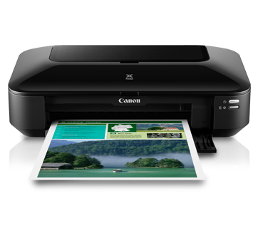 Download Canon PIXMA iX6770 Inkjet Printer Driver and install