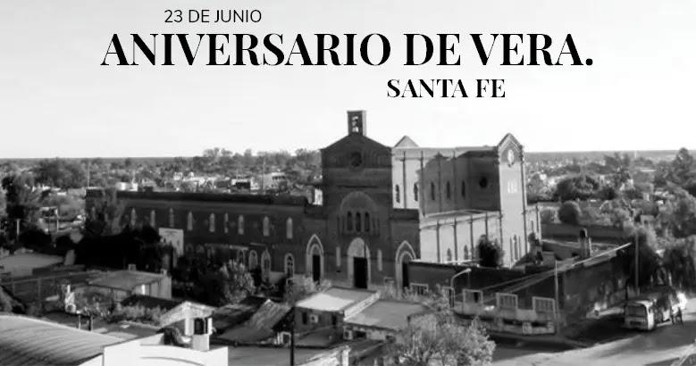 Aniversario de Vera, Santa FE
