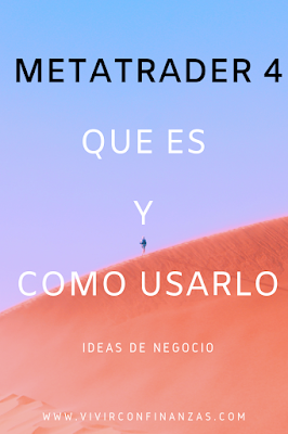 Metatrader 4 Que es y como USARLO
