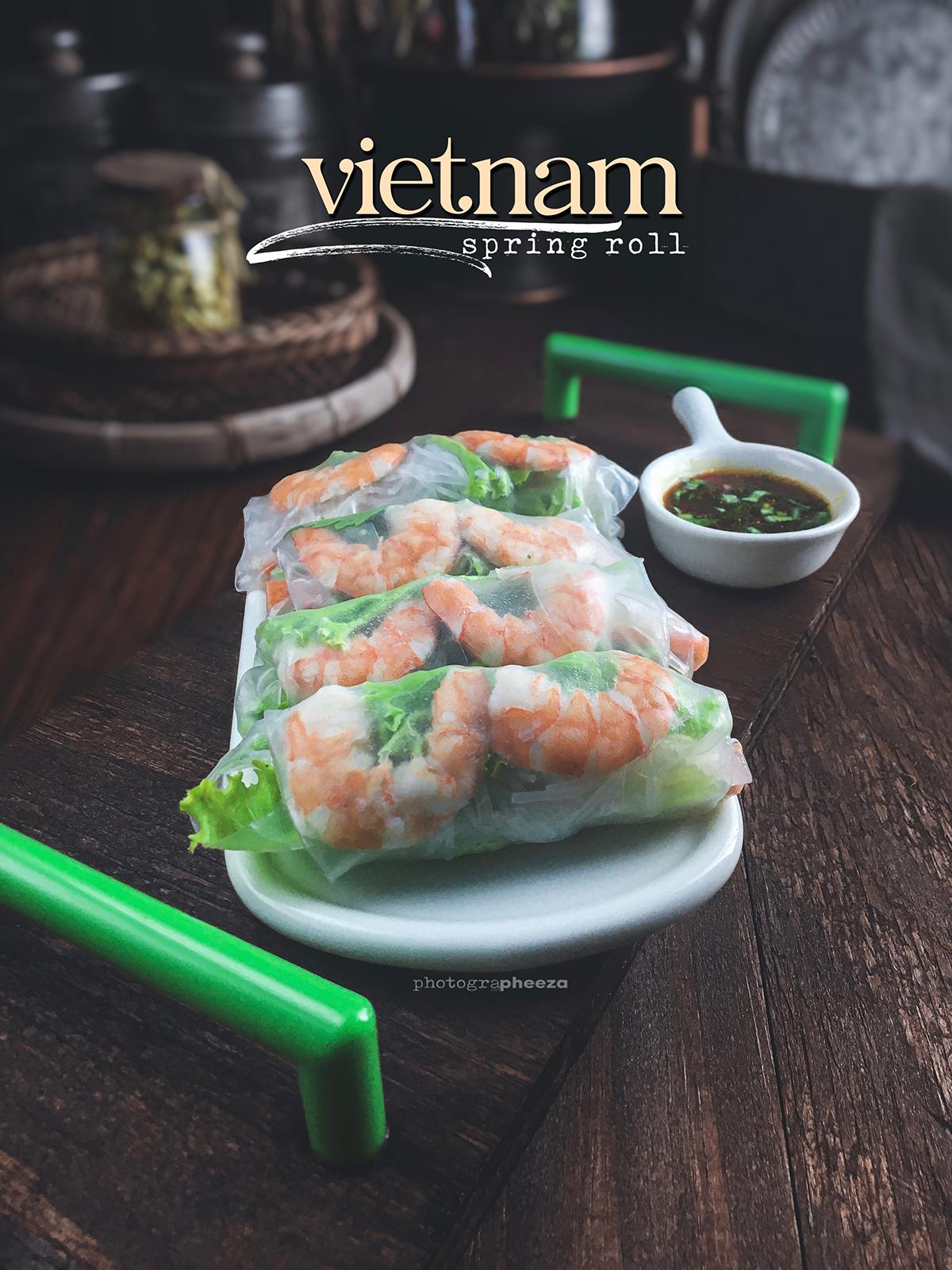 Vietnam Roll