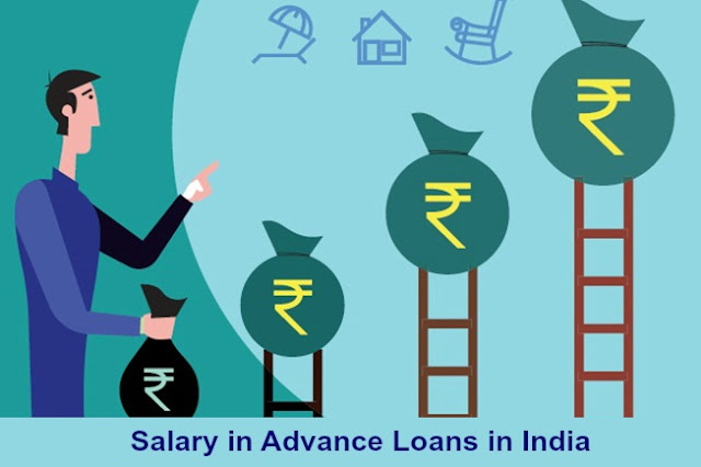 Salary in Advance Loans in India