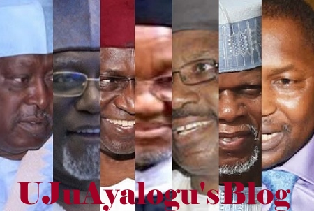 UNVEILING 7 Kaduna Mafia Who Now Occupy The Aso Rock As Cabal Controlling Buhari At Will