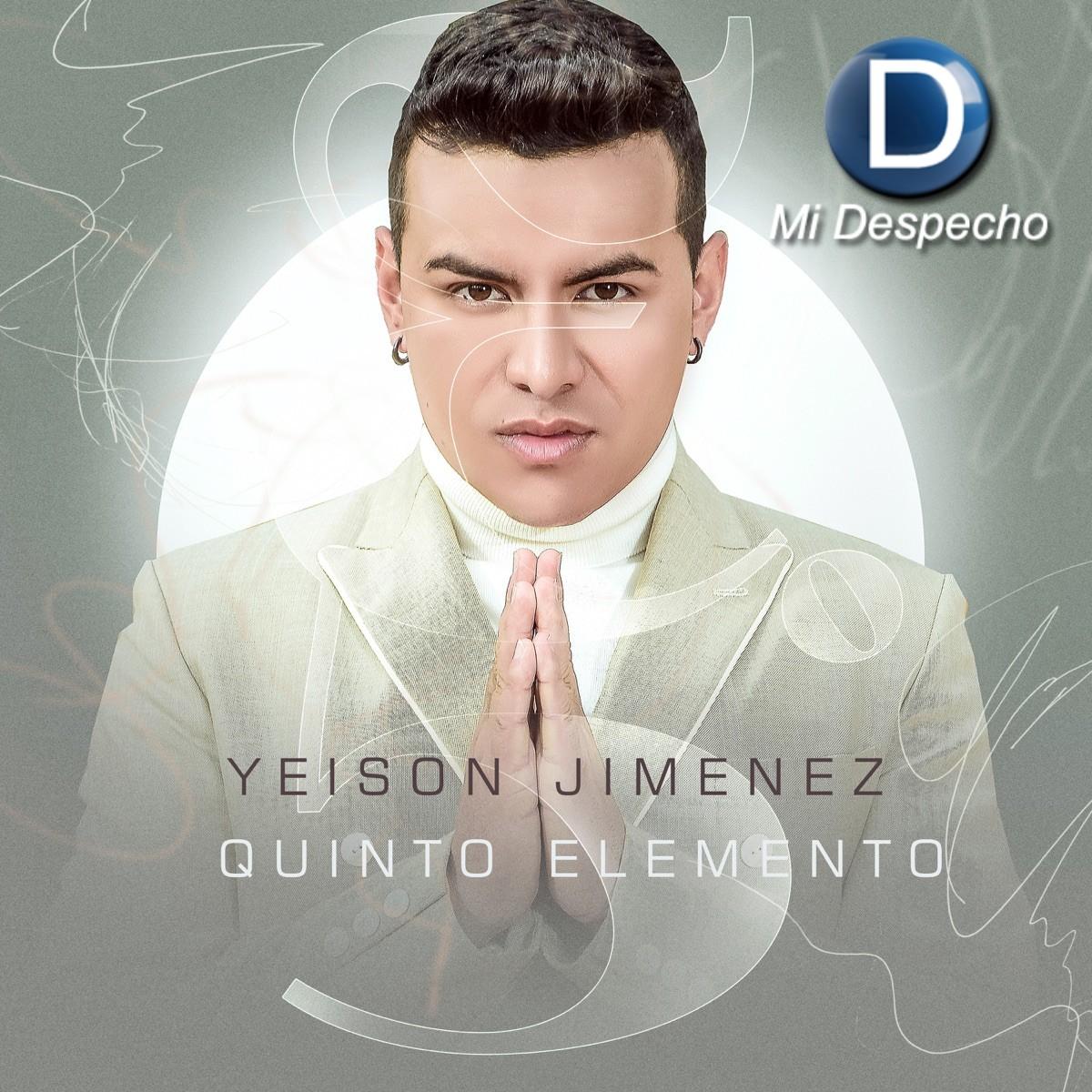 Yeison Jiménez Quinto Elemento Frontal