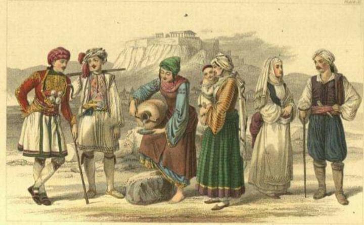 Historia e konsullit francez 1780: S'ka grekë në Athinë, vetëm shqiptarë