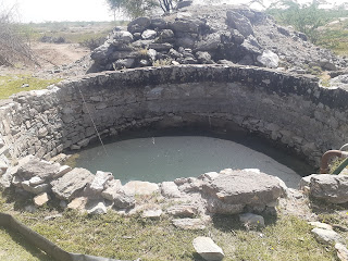open well for water conservation