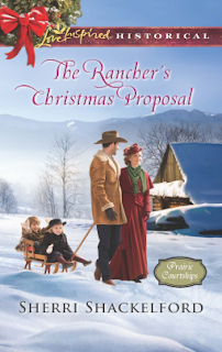 Heidi Reads... The Rancher's Christmas Proposal by Sherri Shackelford