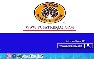 Lowongan Kerja SMA SMK D3 S1 PT Jco Donuts & Coffee Oktober 2020