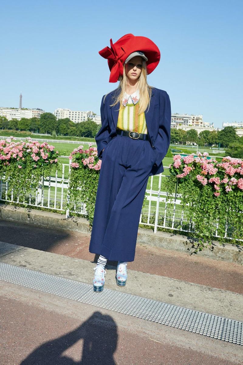 Miu Miu Cruise 2020 Campaign