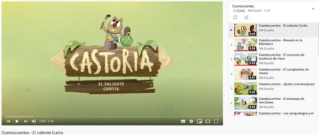 Ayuda Para Maestros Fantástica Colección De Vídeo Cuentos En Castellano Y En Inglés