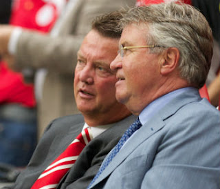 Guus Hiddink vs Louis van Gaal