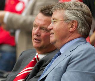 Chelsea vs Manchester United: Duel Strategi Pelatih Senior Belanda