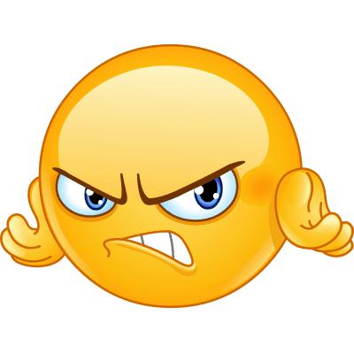 Grouchy Emoji