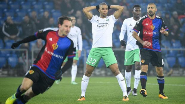 Résumé vidéo et buts de FC Bale - Saint-Etienne 2-1