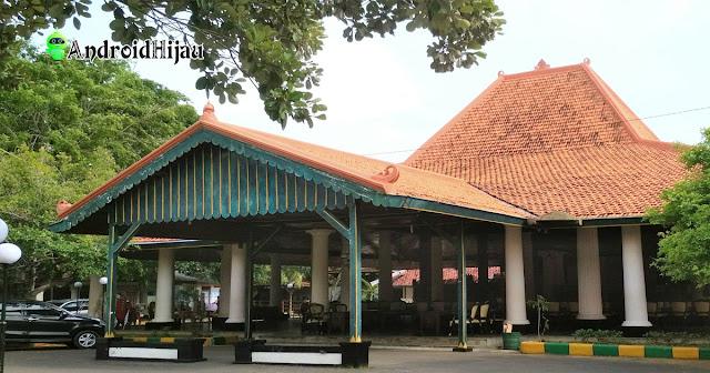 Kediaman asli pahlawan wanita RA Kartini di Rembang Jawa Tengah