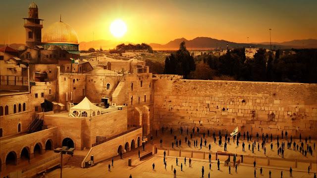 Representación de Jerusalén