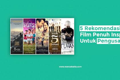 5 Rekomendasi Film Terbaik untuk Kamu yang Ingin Menjadi Pengusaha! Wajib Ditonton!