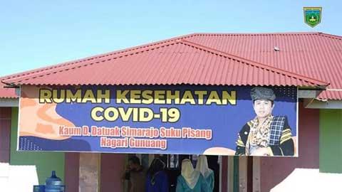 Rumah Kesehatan Covid-19