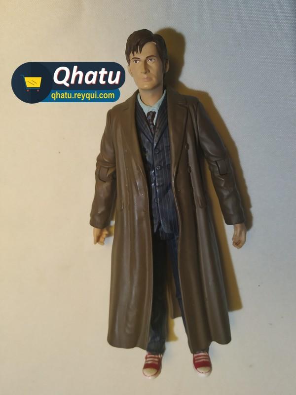 (Bs. 85) Figura de Doctor Who