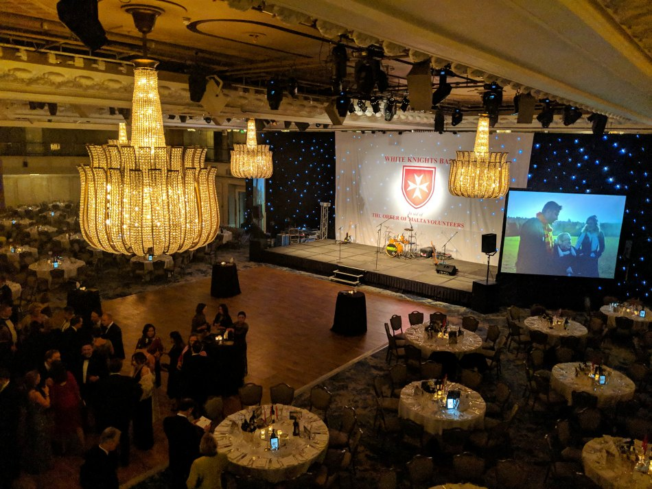Order of Malta White Knights Ball 2019