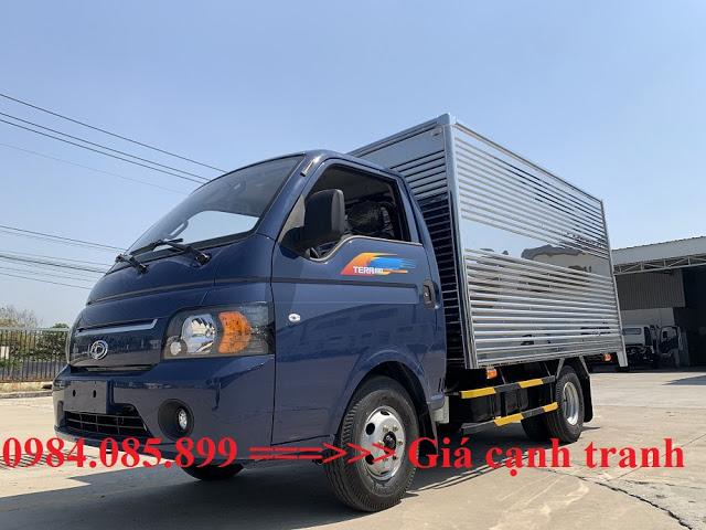Xe tải Teraco Tera 180 1.8 tấn