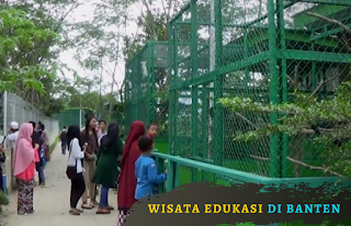 5 Objek Wisata Edukasi di Banten