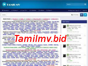 Tamilmv.bid unblock- 2020 HD Tamil Movies Download tamilmv.bid