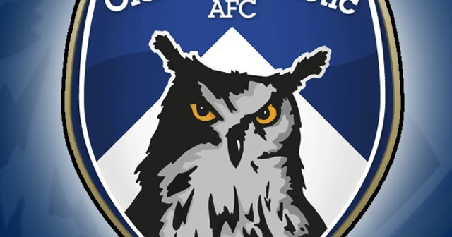 A Husky World: Oldham Athletic New Badge Iphone 4 Wallpaper