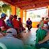 Com o apoio da EMATER, SEDRAF e UNICAFES, através da pasta de Agricultura Pendências se faz presente com agricultores do assentamento Marcos Freire