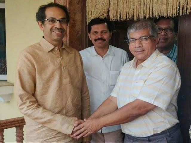 प्रकाश आंबेडकरांचं वक्तव्य , CAA आणि NRC चा फटका हिंदूंना अधिक, मुख्यमंत्री उद्धव ठाकरेंची भेट घेतली|NRC|CAA| |NRC|CAA also affect to Hindu, Prakash Ambedkar