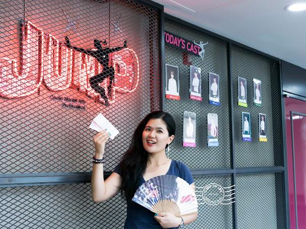 JUMP Show Comic Martial Art @ Seoul, Korea [sponsored/Trazy.com]