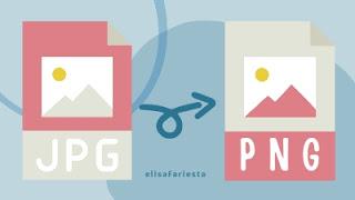 Cara Mengubah Gambar JPG ke PNG