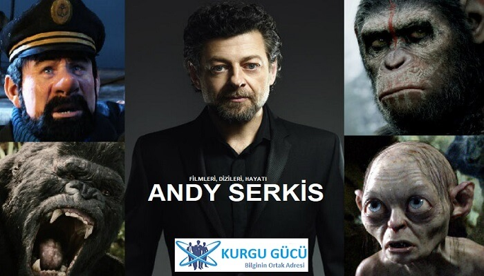 Andy Serkis Kimdir? Oynadığı Film Ve Dizler Hangileridir? - Kurgu Gücü