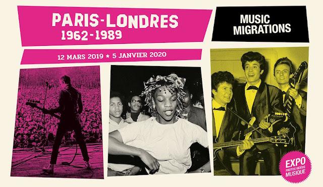 Le musée de l'immigration retrace les années épiques de la musique, avec l'exposition paris Londres