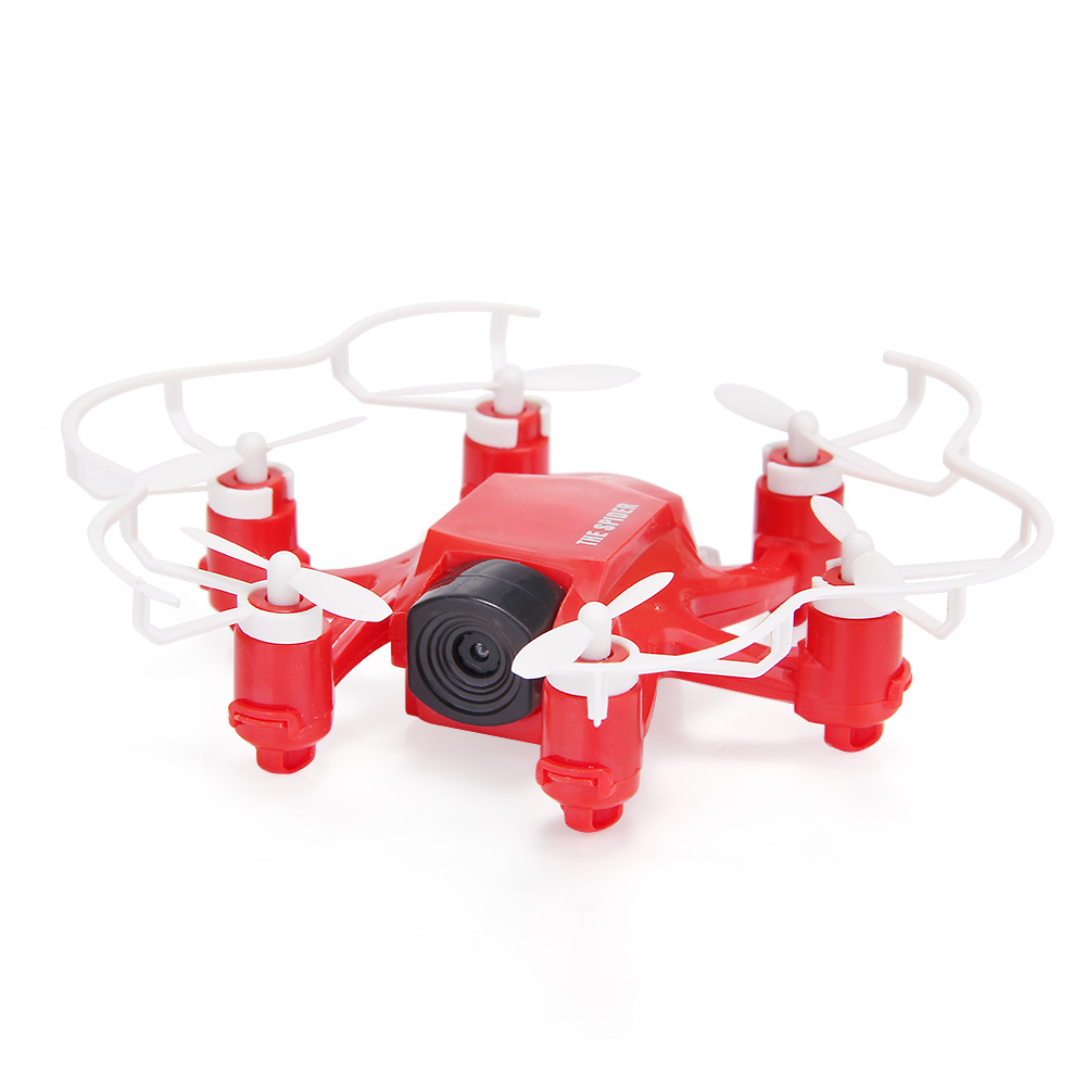 HobbyAnt RC Specs: FQ777-126C MINI Spider Drone RC Hexacopter