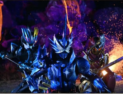 Kamen Rider Saber Episode 43 Title & Description