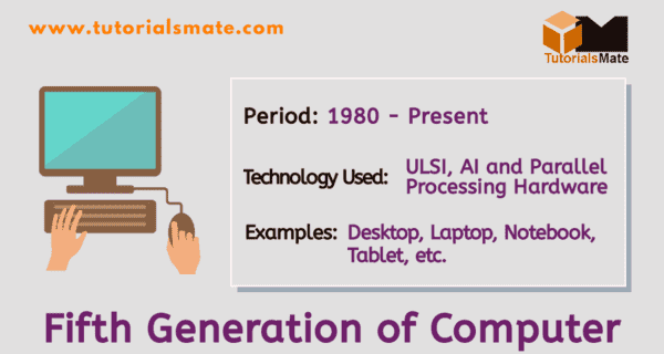 Fifth Generation of Computer