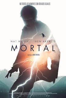 Mortal [2020] [DVDR] [PAL] [Latino]