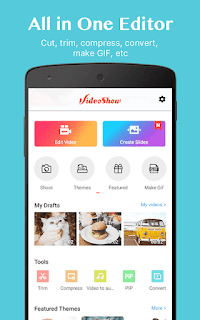 VideoShow Pro – Video Editor 8.5.6rc Android + MOD (Unlocked) Apk