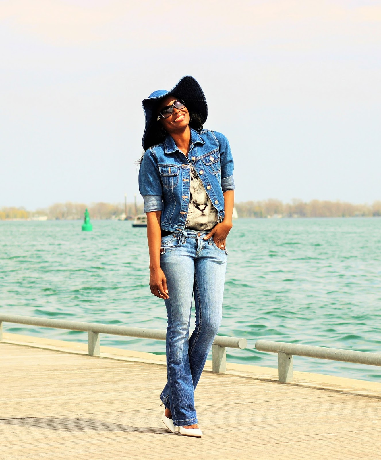 Perfect Denim Outfit