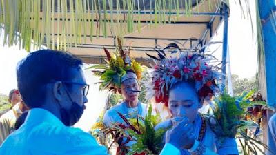 Tradisi Pakilia, Cara Keluarga Muslim di Mentawai Lestarikan Budaya