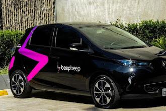 Como funciona o serviço de carsharing de carros elétricos do Brasil