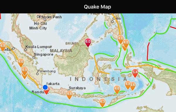 Gempa Susulan di Kaltara Masih Terjadi Sampai 7 Hari Mendatang