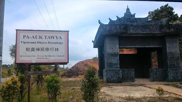 Pa Auk Tawya Barelang Batam