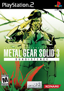 Metal Gear Solid 3 Subsistence PS2 ISO - isoroms com