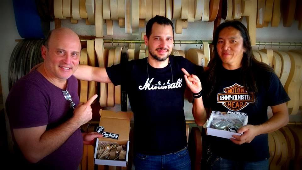 Entrevista João Pedro P  Brandão da JPM Guitar Shop | B&H