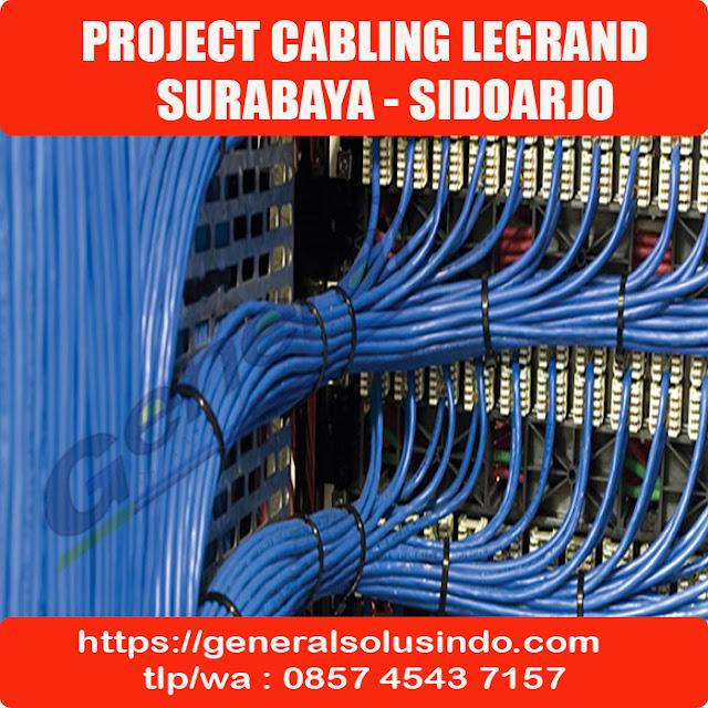 Project Cabling Legrand In Surabaya 085745437157