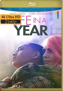 Toda una vida en un año (Life in a Year) (2020) [4K WEB-DL HDR] [Latino-Inglés] [LaPipiotaHD]