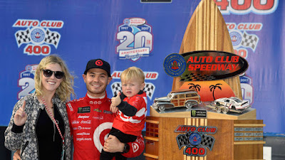 "Kyle Larson Announces ""Sweet"" Engagement #NASCAR"