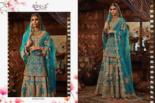 Rinaz Fashion bridal pakistani Suits Collection